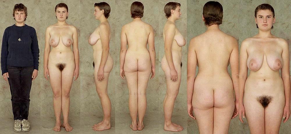голые женские фигуры фото