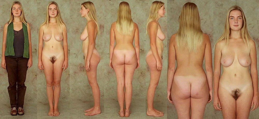 Фото голые девки в полный рост