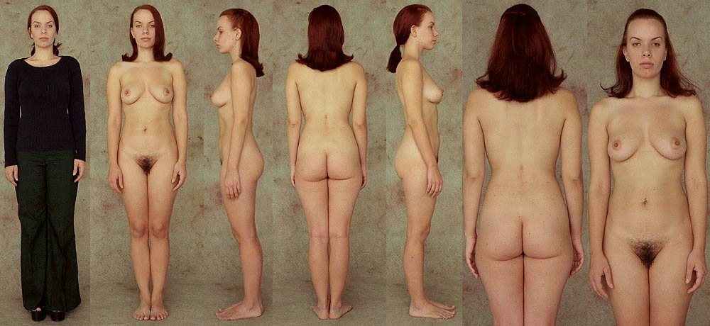 body study from brave nude world album