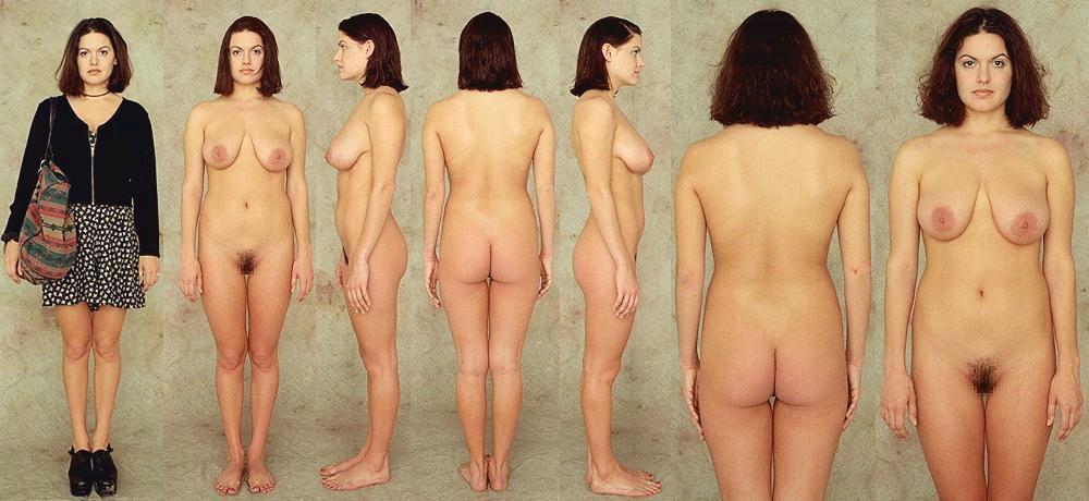 Dressup naked women
